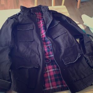 NWT Special Blend jacket Mens Utility jacket.